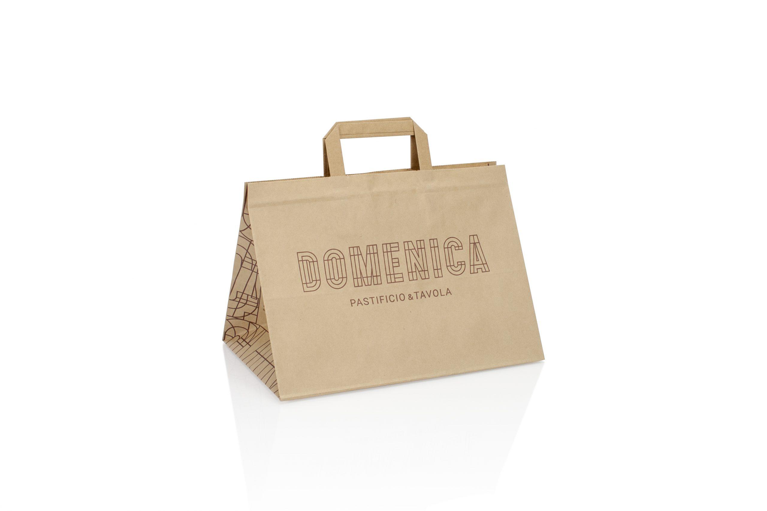 Snackzakken voor voeding bedrukt met logo of bedrijfsnaam
