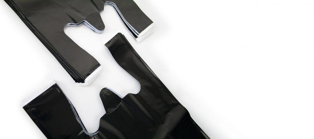 Hemddraagtas met of zonder logo