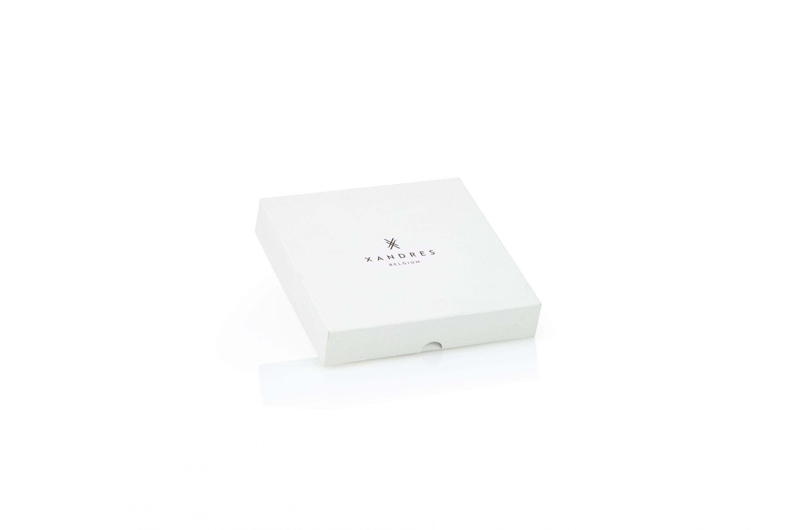 Luxe geschenkdoosjes met logo cadeauverpakking