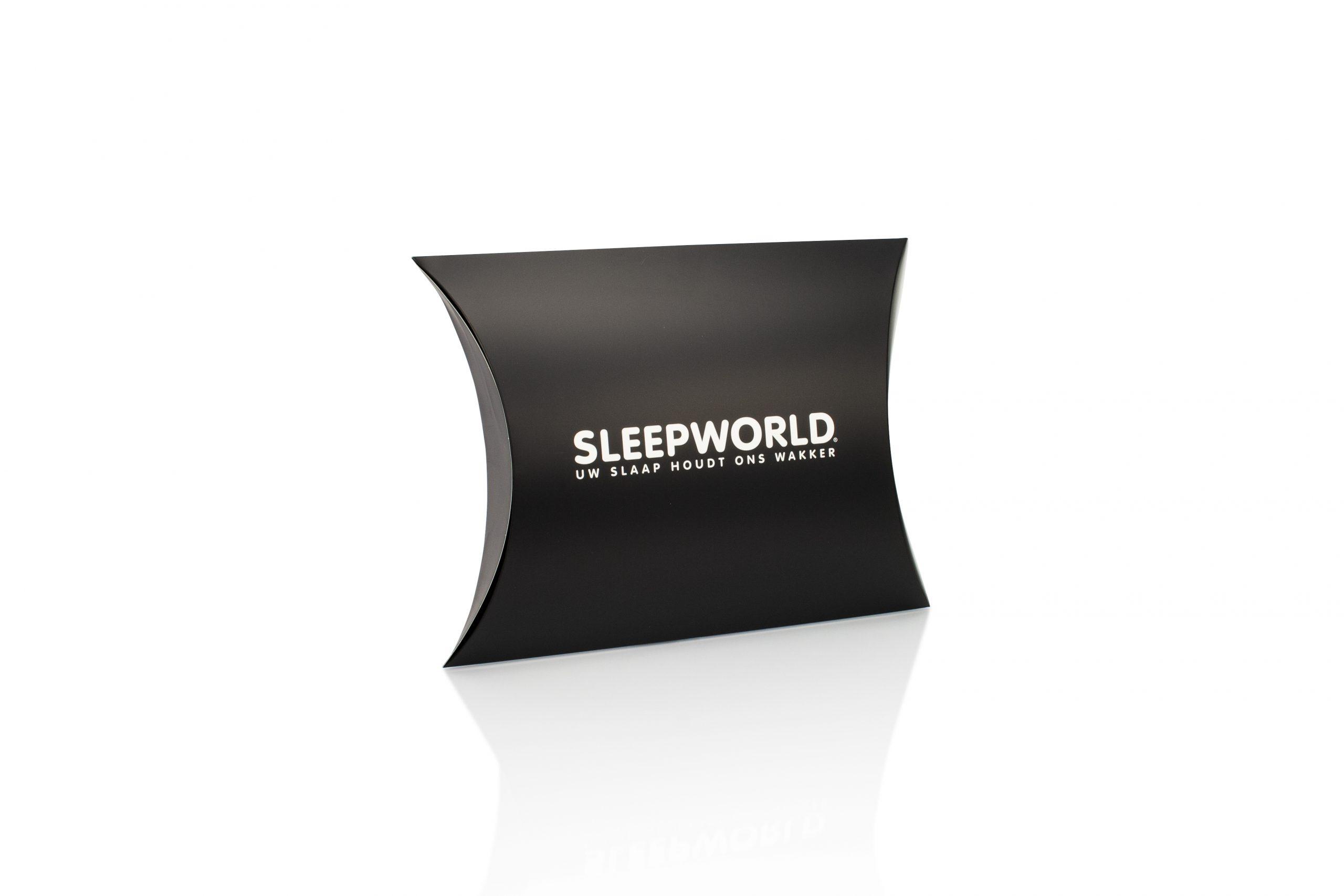 Gondeldoos luxe papier gepersonaliseerd met logo