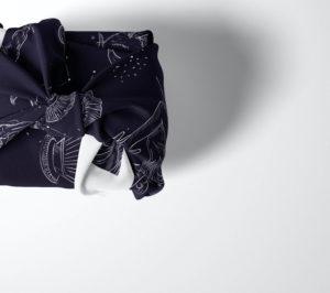 Furoshiki bedrukken met logo ABC Pack Solutions herbruikbare verpakkingen